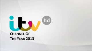ITV HD BreakBumper 2013 Mock - Intro & Outro - Channel of The Year 2013
