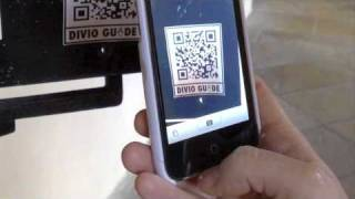 Divio Guide - First Tourism QR Code guide in Dijon