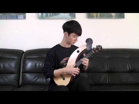 (yiruma) River Flows In You - Sungha Jung (harp Ukulele Ver.) video