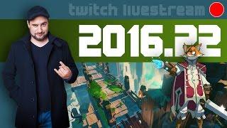Livestream #22 - Stories, the Path of Destinies
