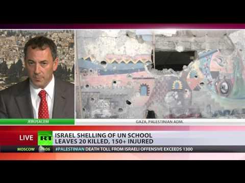 Gaza Death & Destruction: RT talks to Israeli FM spokesperson