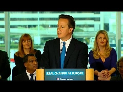 David Cameron: Ukip Can't Change a Thing in Europe