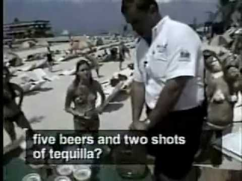 Excessive Drinking on Board Cruise Ships