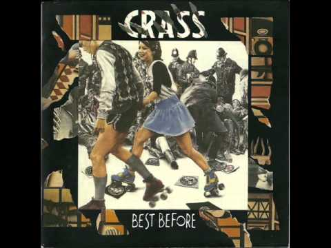 Crass - Immortal Death
