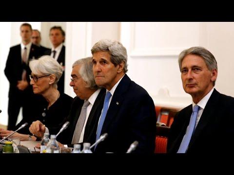 Iran nuclear talks deadline extended again