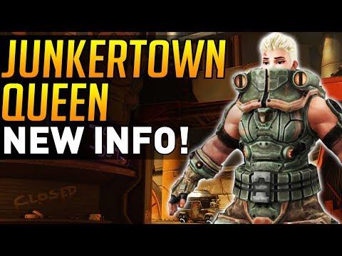 Overwatch | JUNKERTOWN QUEEN CONFIRMED (Blizzard Response)