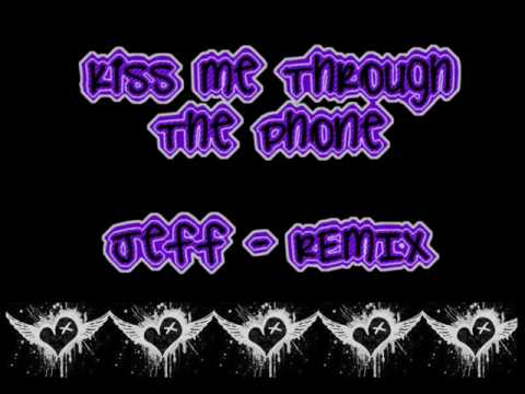 Jeff - Kiss Me Through The Phone Remix W  Lyrics video