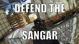 Defend The Sangar | Tippmann M4 | ZEN