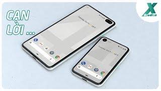 """Tổng hợp Pixel 4 - """"con rơi"""" Galaxy S10 và iPhone?"""