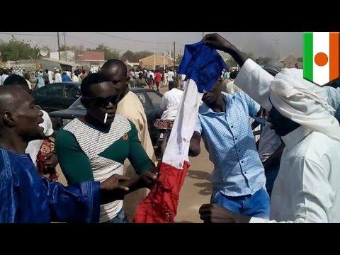 Charlie Hebdo protests: Niger protests leave 4 dead