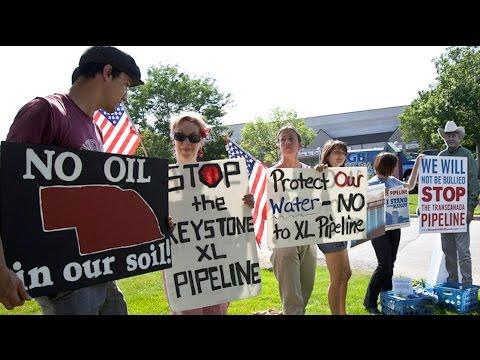 EPA Keystone XL Report Supports Obama's Veto Threat