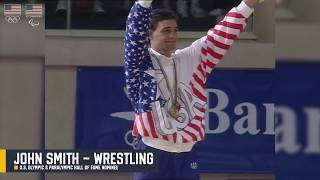 John Smith - Wrestling - U.S. Olympic & Paralympic Hall of Fame Finalist