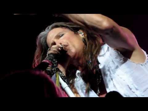 Aerosmith I Don't Wanna Miss A Thing - Melbourne 4.5.13 video