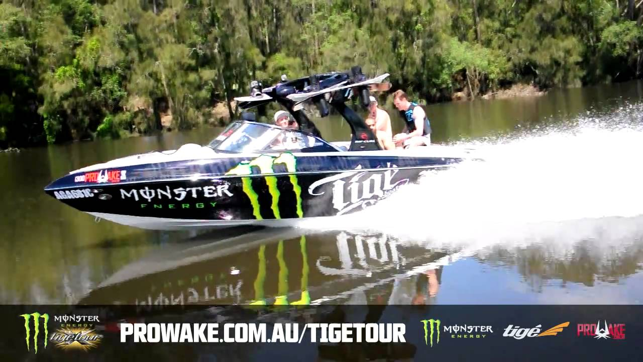 2011 Monster Energy Tig 233 Tour Newcastle Amp Windsor Youtube