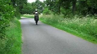 aprilia rx 125 wheelie