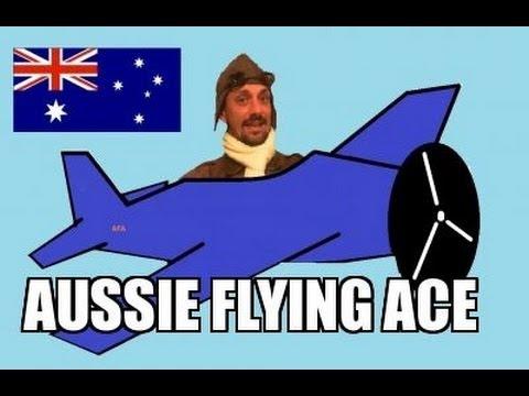 WAR THUNDER - Aussie Flying Ace
