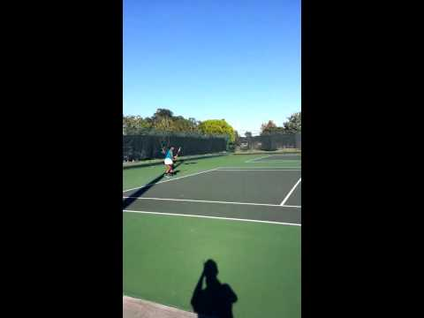 Forehand And Backhand Groundstroke Tennis Forehand And Backhand