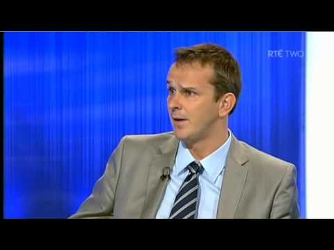RTE World Cup 2010 - England vs Algeria post-match analysis(Part 2)