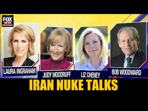 Iran Nuke Talks debated on Fox News Sunday