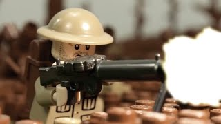 10 Famous Battles in LEGO (Stop Motion)