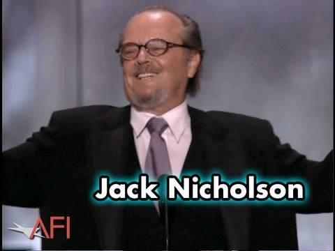 Jack Nicholson Calls Meryl Streep