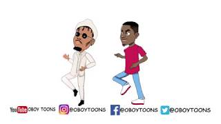 Waka jeje video.  Danny S ft Olamide Badoo