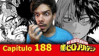 BOKU NO HERO ACADEMIA 188 | A Morte de Endeavor