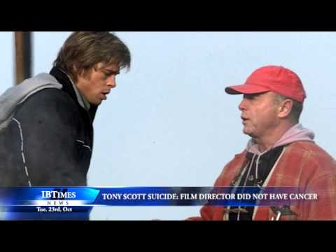 Tony Scott Suicide: Film Director Did Not Have Cancer