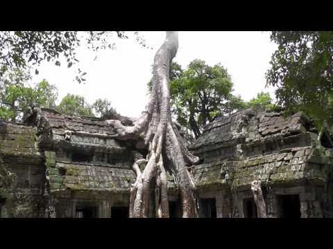 Angkor wat & Siem reap,Cambodia temples and city tour 2011(hd)