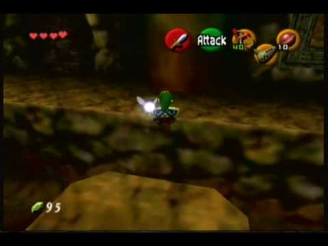 The Legend of Zelda: Ocarina of Time Review (Gamecube)
