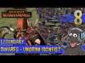 CHAOS COMES!   Total War: Warhammer   Legendary Dwarf Campaign   Ungrim Ironfist   Episode 8
