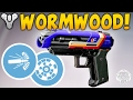Destiny: THESE THINGS ARE CRAZY! God Roll Wormwood Sidearm Review - Patch 2.5.0.2