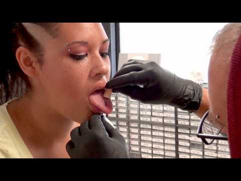 Tongue Piercing