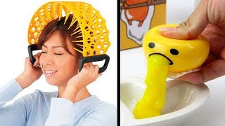Craziest Inventions To Remove Stress