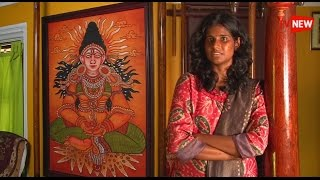 The role of art in architecture - Mural Painting by Lekha Vyloppilly - Matrix | Tv New