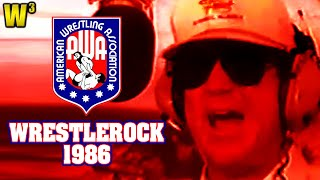 AWA Wrestlerock 1986 Review | Wrestling With Wregret