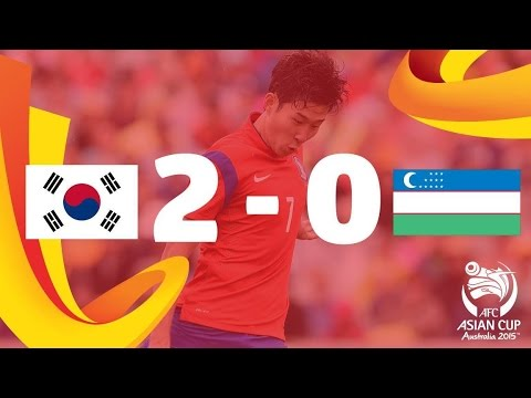 Qf1: Korea Republic Vs Uzbekistan - Afc Asian Cup Australia 2015 video