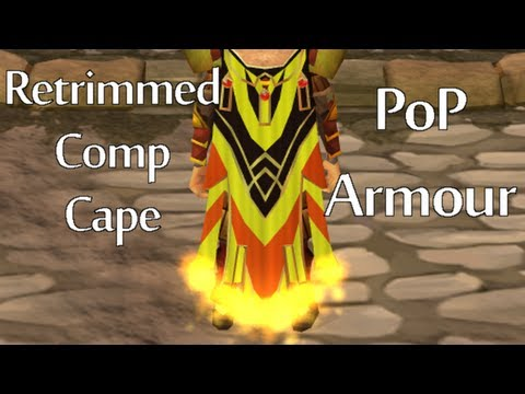 Retrimmed Comp and PoP Armour