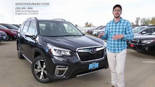 2019 Subaru Forester in-depth review and demonstration