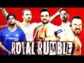 FUTBOLCULAR vs. ÜMIDI vs. SESEGEL ! Royal Rumble