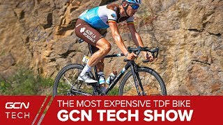 The Most Expensive Bike In The Tour de France?   GCN Tech Show Ep. 81