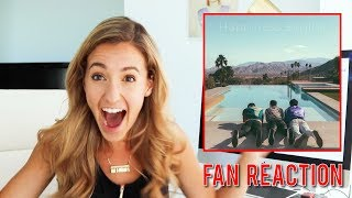 Reacting to the Jonas Brothers Happiness Begins Album | Fan Reaction