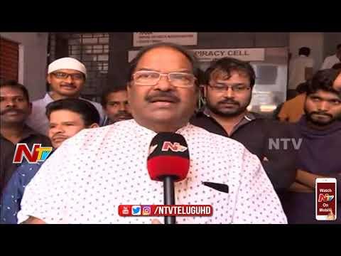 Producer K. S. Rama Rao Speaks With Media @ Film Chamber || Pawan Kalyan Deeksha || NTV