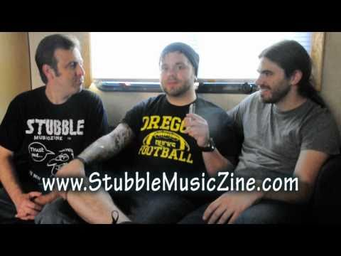 Between the Buried and Me Interview @ Slim's 5/4/11 - Stubble Musiczine