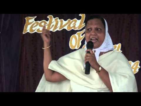 Fight The  Battle- Sis. Bala Samson- English To Tamil And Telugu video