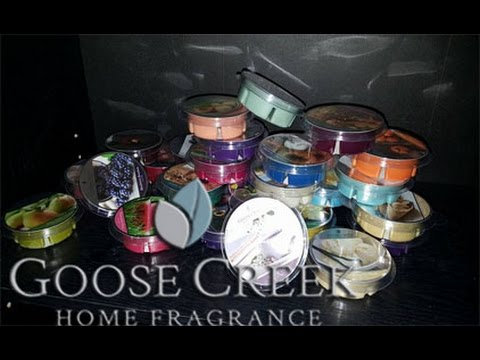 Goose Creek Candles-Wax Melt Haul & First Impressions 🌟 Among the Stars Perfume Reviews 🌟