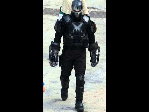 Captain America Civil War Leaked Photos