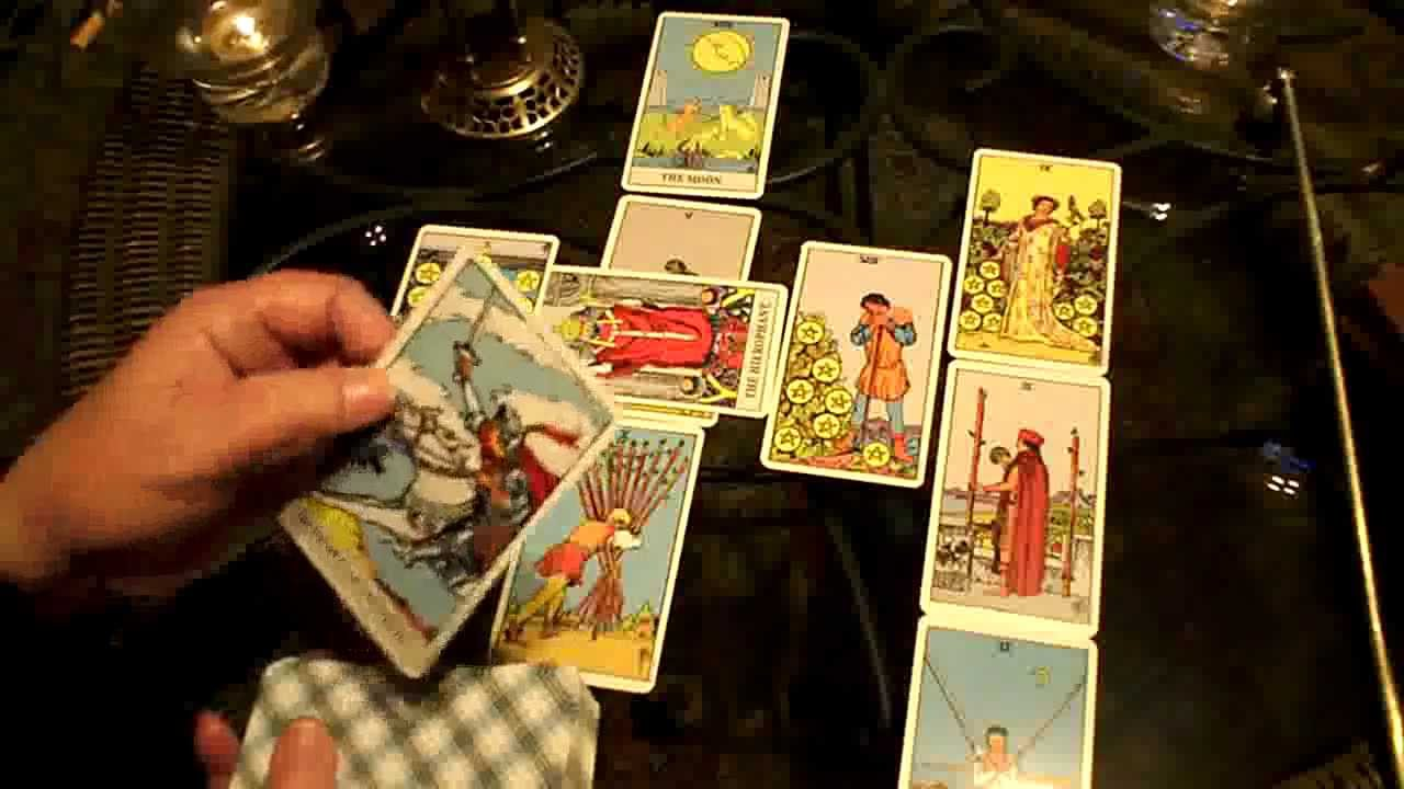 Tarot Cards Rider Waite Tarot