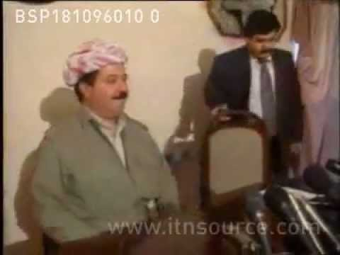 NORTHERN IRAQ   Archive Footage   ITN Source