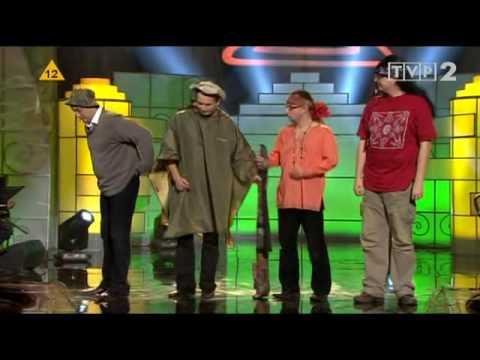 Kabaret Moralnego Niepokoju - Ekolodzy, polowanie